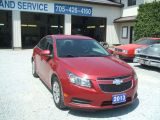 Photo of Red 2013 Chevrolet Cruze
