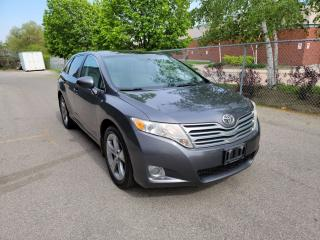 Used 2012 Toyota Venza AWD w/B.CAM/LEATHER/PANO.ROOF & MORE!!! for sale in North York, ON
