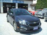 Photo of Blue 2015 Chevrolet Cruze