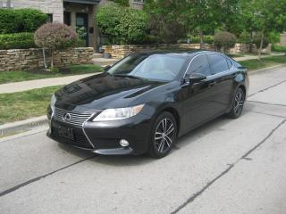 Used 2013 Lexus ES 350 PREMIUM, CERTIFIED, ACCIDENT FREE, IN A1 CONDITION for sale in Toronto, ON