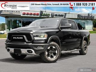 Used 2020 RAM 1500 Rebel for sale in Cornwall, ON