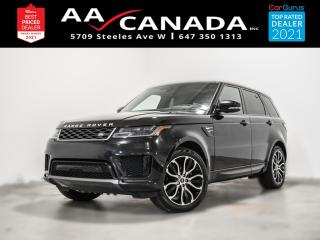 Used 2019 Land Rover Range Rover Sport SPORT HSE for sale in North York, ON