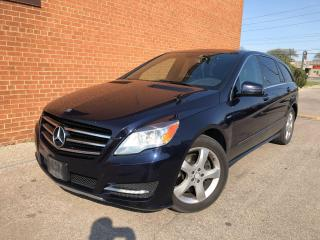 Used 2012 Mercedes-Benz R 350 R 350 BlueTEC for sale in Oakville, ON