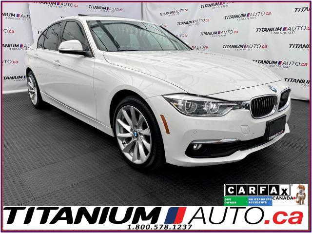 2017 BMW 3 Series xDrive+GPS+Camera & Sensors+LED Lights+Heated Whee
