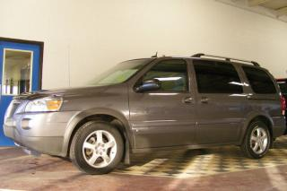 Used 2007 Pontiac Montana Sv6 1SB, EXT for sale in North Battleford, SK