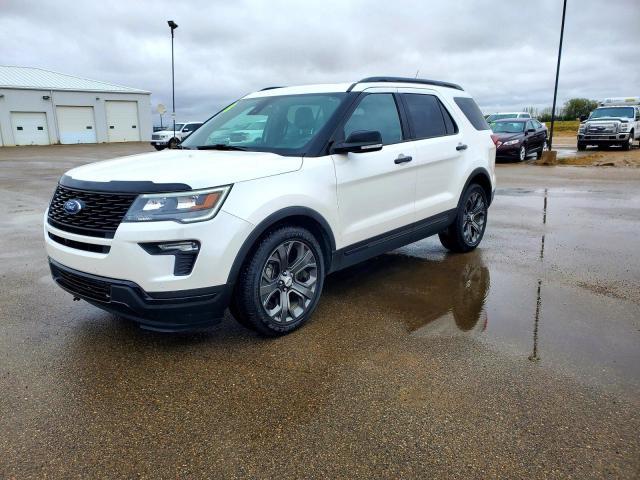 2018 Ford Explorer Sport --On Sale!--