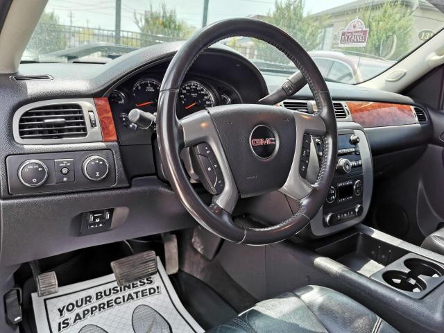 "2011 GMC Sierra 2500 4WD Crew Cab 153"" SLT Photo11"