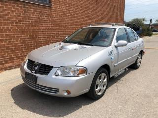 Used 2006 Nissan Sentra SENTRA SPECIAL EDITION for sale in Oakville, ON