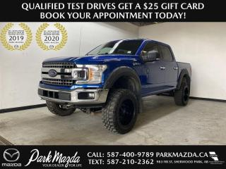 Used 2018 Ford F-150 XLT XTR PACKAGE for sale in Sherwood Park, AB