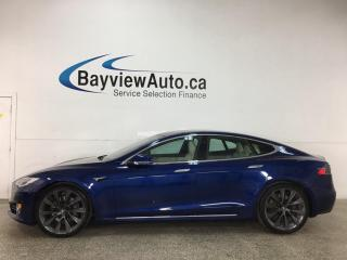 Used 2020 Tesla Model S Long Range - AWD! ONLY 2700KMS! FULL SELF DRIVING CAPABILITY! PREMIUM CONNECTIVITY! LEATHER! PANOROOF! NAV! for sale in Belleville, ON