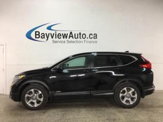 Used 2019 Honda CR-V EX - AWD! SUNROOF! CLEAN LOCAL TRADE! for sale in Belleville, ON
