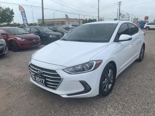 Used 2017 Hyundai Elantra GL for sale in Hamilton, ON