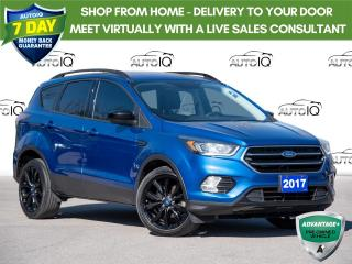 Used 2017 Ford Escape Navigation   |   SE Sport Appearance Package for sale in St Catharines, ON