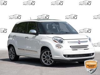 Used 2015 Fiat 500 L Lounge Selling AS IS / AS TRADED! for sale in St Catharines, ON