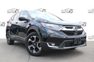 Used 2018 Honda CR-V Touring TOURING PKG! AWD! NAVIGATION! for sale in Hamilton, ON