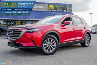 Used 2016 Mazda CX-9 Touring - Backup Cam - Nav - Heated Seats - Heated Steering - Sunroof for sale in Guelph, ON
