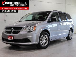 Used 2018 Dodge Grand Caravan CVP/SXT PLUS | DVD | ONE OWNER | for sale in Kingston, ON