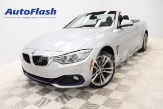 Used 2014 BMW 4 Series 428i SPORT *DRIVER-ASSIST-PKG *HEADS-UP *DISPLAY for sale in Saint-Hubert, QC