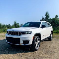 New 2021 Jeep Grand Cherokee All-New L Limited for sale in Kapuskasing, ON