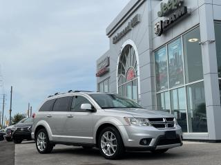 Used 2013 Dodge Journey R/T AWD / DVD and Navigation / 7 passenger for sale in Richmond Hill, ON