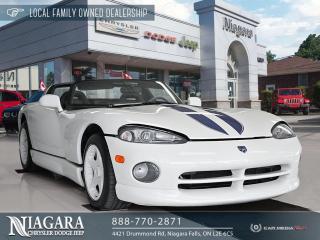Used 1996 Dodge Viper for sale in Niagara Falls, ON