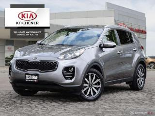 Used 2018 Kia Sportage EX AWD for sale in Kitchener, ON