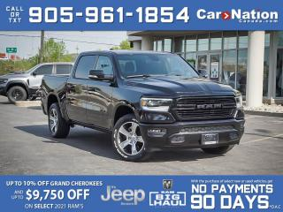 Used 2020 RAM 1500 Sport 4x4| COMPANY DEMO| SOLD| SOLD| SOLD| for sale in Burlington, ON