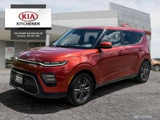 Used 2021 Kia Soul EX + Ivt for sale in Kitchener, ON