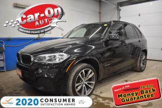 Used 2016 BMW X5 xDrive35i | M SPORT PKG | NAV | HARMAN/KARDON AUDI for sale in Ottawa, ON
