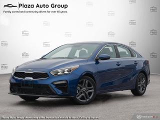 New 2021 Kia Forte EX+ IVT for sale in Orillia, ON