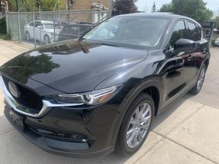 Used 2021 Mazda CX-5 GT AUTO AWD for sale in Hamilton, ON