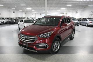 Used 2018 Hyundai Santa Fe Sport PREMIUM NO ACCIDENTS I REAR CAM I BLINDSPOT I HEATED SEATS for sale in Mississauga, ON