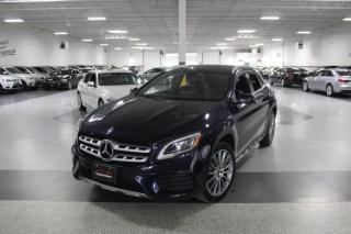 Used 2018 Mercedes-Benz GLA GLA250 4MATIC I AMG I NAVIGATION I PANOROOF I REAR CAM I BT for sale in Mississauga, ON