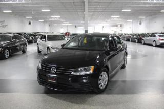 Used 2017 Volkswagen Jetta TSI I REAR CAM I HEATED SEATS I POWER OPTIONS I BLUETOOTH for sale in Mississauga, ON