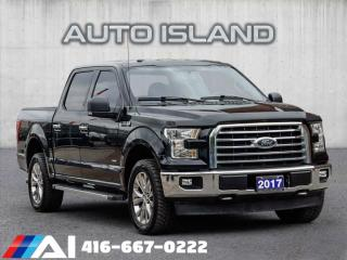 Used 2017 Ford F-150 CREW CAB**XTR PKG**4X4**NAVIAGTION for sale in North York, ON