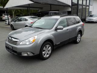 Used 2011 Subaru Outback 4dr Wgn H4 Auto 2.5i Limited Pwr Moon/Nav for sale in Burnaby, BC