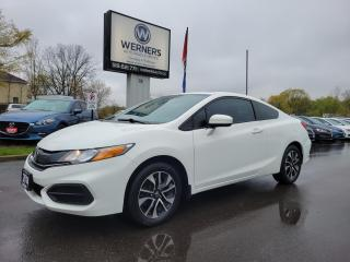 Used 2014 Honda Civic LX COUPE for sale in Cambridge, ON