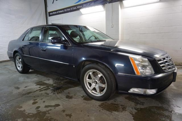 2009 Cadillac DTS V8 LUXURY CERTIFIED 2YR WARRANTY SUNROOF BLUETOOTH HEAT/COLD LEATHER BLUETOOTH FRONT/BACK SENSORS