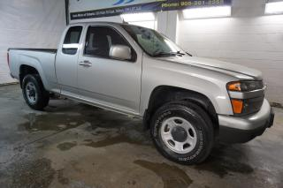 Used 2012 Chevrolet Colorado LT 4x4 BLUETOOTH CERTIFIED 2YR WARRANTY *FREE ACCIDENT* AUX BED LINER for sale in Milton, ON