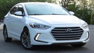 Used 2017 Hyundai Elantra Sunroof/GLS for sale in North York, ON