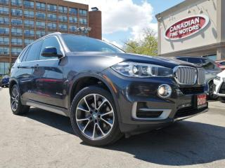 Used 2015 BMW X5 NAVI | CAM | PANO ROOF | 4 NEW SNOW TIRES* | for sale in Scarborough, ON