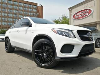 Used 2017 Mercedes-Benz GLE-Class AMG GLE43 4MATIC Coupe   NAVI   360 CAM   ONE OWNER   for sale in Scarborough, ON