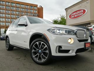 Used 2014 BMW X5 CLEAN CARFAX | DIESEL | NAVI | CAM | PANO | for sale in Scarborough, ON