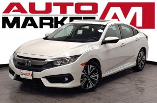 Used 2017 Honda Civic EX Certified!Sunroof!WeApproveAllCredit! for sale in Guelph, ON