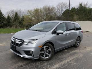 Used 2018 Honda Odyssey EX for sale in Cayuga, ON