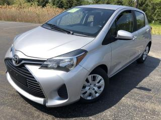 Used 2017 Toyota Yaris LE 2WD for sale in Cayuga, ON