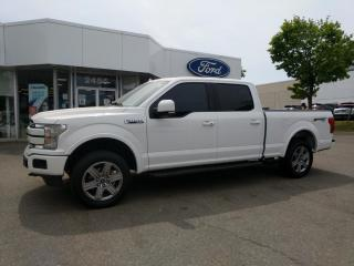 Used 2018 Ford F-150 Lariat for sale in Mississauga, ON