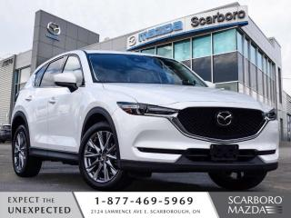 Used 2020 Mazda CX-5 0.99%FINACNE CPO GT AWD LEATHERETTE MOONROOF for sale in Scarborough, ON