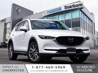 Used 2021 Mazda CX-5 0%FINANCE GT DEMO NO FREIGHT&PDI AWD NAV LEATHER for sale in Scarborough, ON