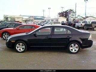 Used 2007 Ford Fusion SE for sale in Lloydminster, SK